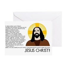 jesus-01 Greeting Card