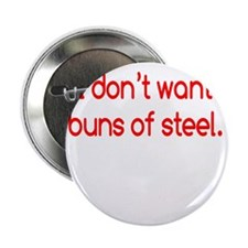 "buns-of-steel2 2.25"" Button"