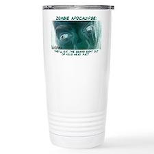 zombie 3 design copy Travel Mug