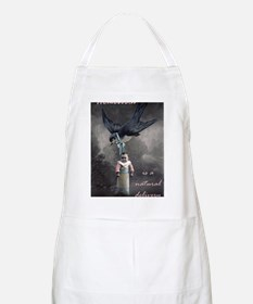 bird delivery 7x10 Apron