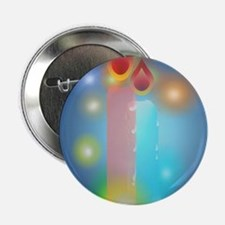 """Passover Lights PosterP 2.25"""" Button"""
