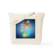 Lights_pillow Tote Bag