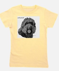 Labradoodle Girl's Tee