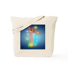Lights_mpad Tote Bag