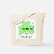 Wheaten Heaven Tote Bag