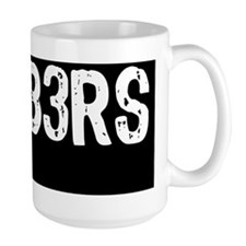 Numb3rs Pillow Mug
