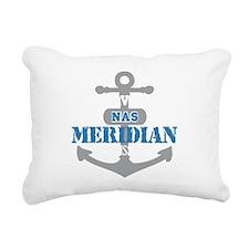 MS Meridian 2 Rectangular Canvas Pillow