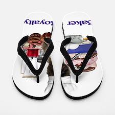 BakerRoyalty Flip Flops