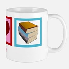 peacelovebookswh Mug