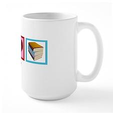peacelovebookswh Mug
