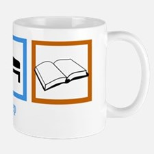 eatsleepreadwh Mug