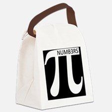 Pi Pillow Canvas Lunch Bag