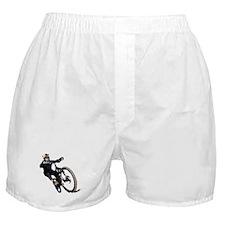 Velo_tout-terrain_front Boxer Shorts