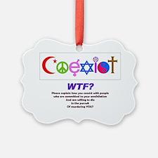 Coexistence Ornament