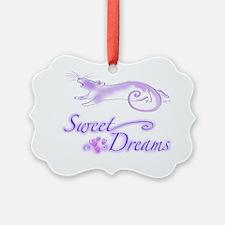 sweet dreams rattie Ornament