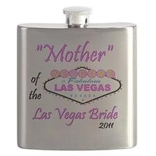 mother of bride pristina Flask