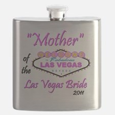 mother of bride pristina Flask