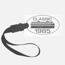 Classic_1985_325_345_MH_oval_450 Luggage Tag