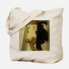 Boxed Up Tote Bag