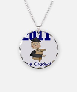 2011BOYPRESCHGRAD Necklace Circle Charm