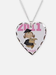 2011prekgradgirl Necklace Heart Charm
