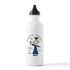 2011preschgradgirl Water Bottle