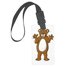 Bear05 Luggage Tag