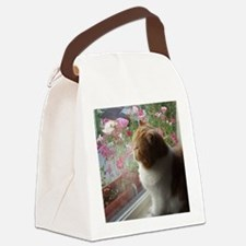 Ahh, Spring! Canvas Lunch Bag