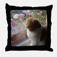 Ahh, Spring! Throw Pillow
