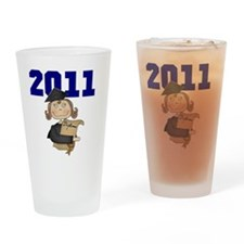 2011BLUGIRL Drinking Glass