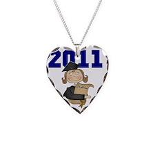 2011BLUGIRL Necklace Heart Charm