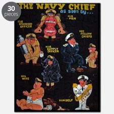 Chiefs as seen Puzzle