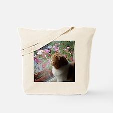 Ah, Spring (square) Tote Bag