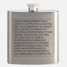 Designer-Disclaimer Flask