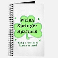 Welsh Springer Heaven Journal