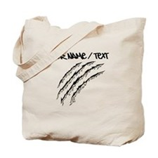 Torn Claw Mark Tote Bag