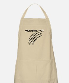 Torn Claw Mark Apron