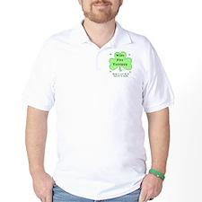 Wire Fox Heaven T-Shirt