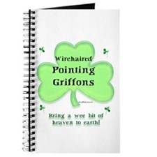 Wirehaired Griffon Heaven Journal