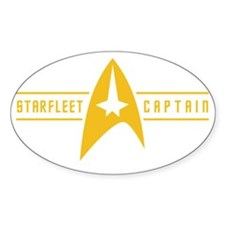 starfleetcaptain04 Decal