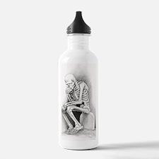 Day of the Dead Thinke Water Bottle