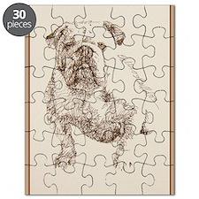 English_Bulldog_KlineYY Puzzle