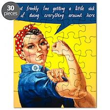 RosieRiveterMom Puzzle