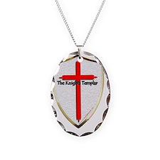 Templar Shield Necklace