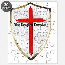 Templar Shield Large Puzzle