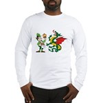 Snakes, Dragons and Leprechauns Long Sleeve T-Shir
