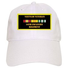 army-16th-infantry-regiment-vietnam-lp Baseball Cap