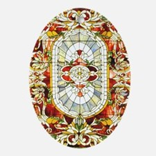 Regal_Splendor_Stained_Glass_16 20_s Oval Ornament