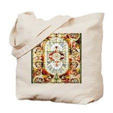 Regal_Splendor_Stained_Glass_16 20_small  Tote Bag
