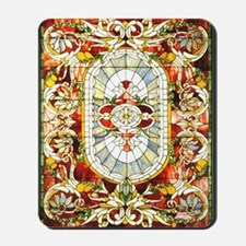 Regal_Splendor_Stained_Glass_16 20_small Mousepad